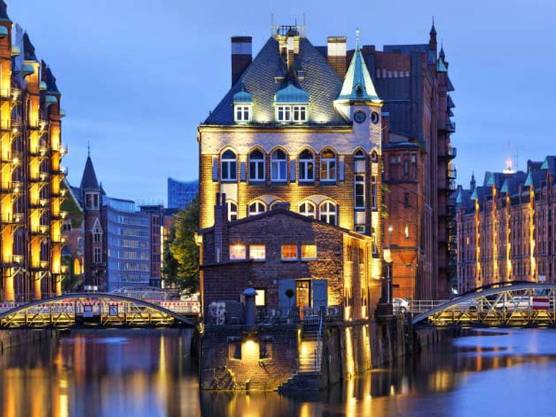 Hamburg da Gezilebilecek Yerler Nerelerdir?