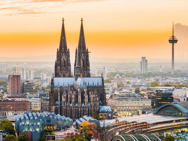 Köln de Gezilecek Yerler
