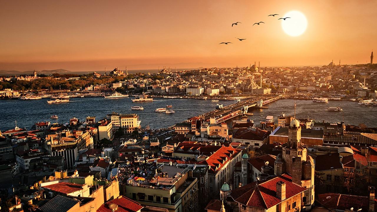 İstanbul 'da Ne Yenir, Ne İçilir?