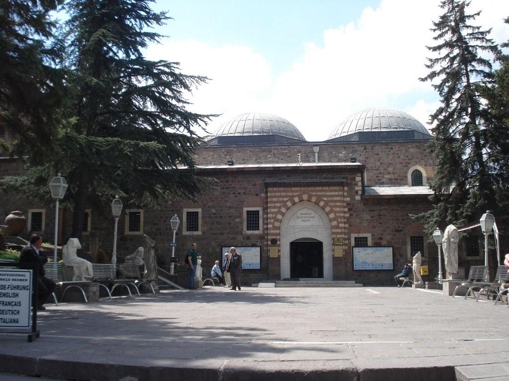anadolu medeniyetler muzesi