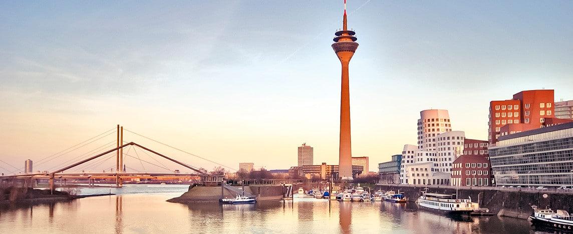 Düsseldorf Gezilebilecek Yerler Nerelerdir?