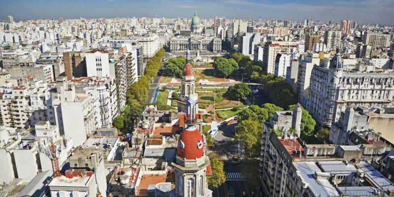 Gezilecek Yerler: Buenos Aires
