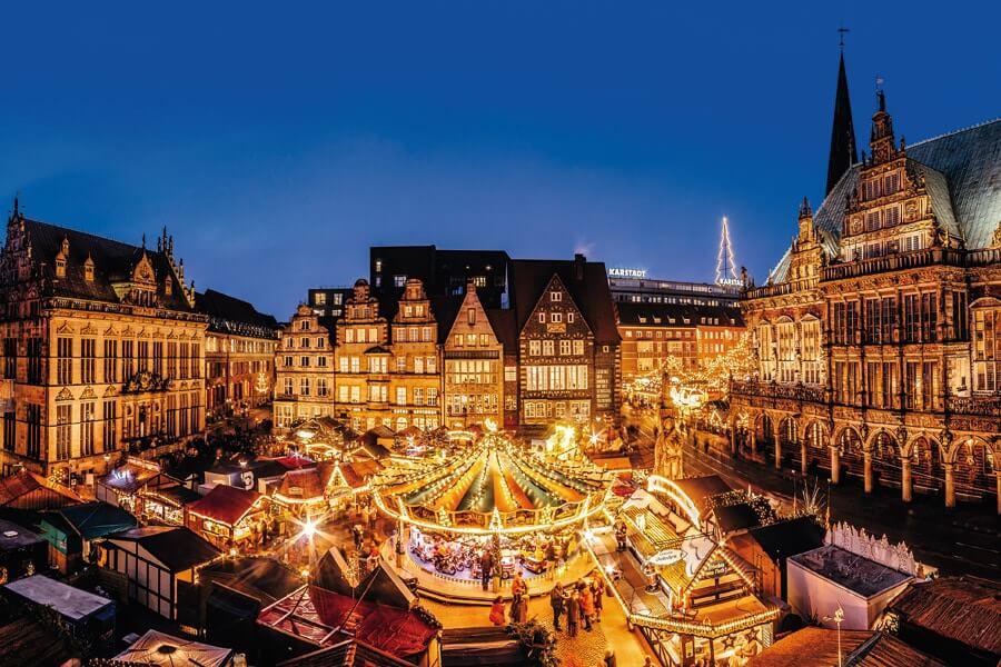 Gezilecek Yerler: Bremen