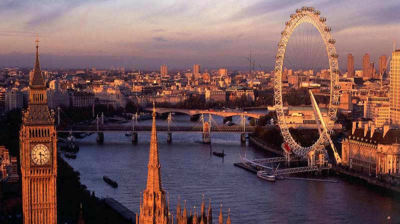 Gezilecek Yerler: Londra