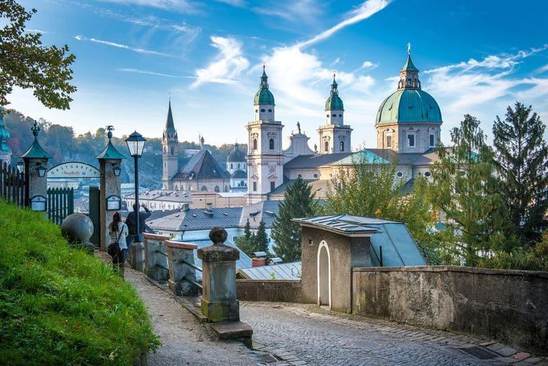 Gezilecek Yerler: Salzburg