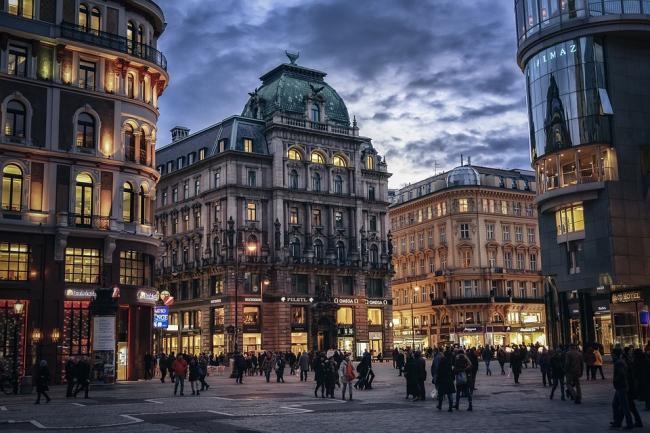 Gezilecek Yerler: Viyana