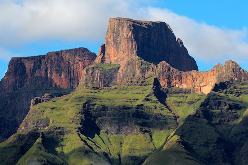 North Drakensberg, Güney Afrika