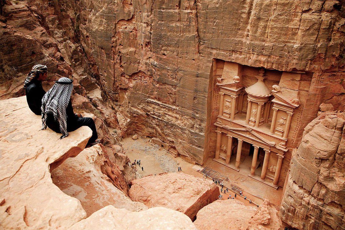 Petra'ya Çöl Rotası