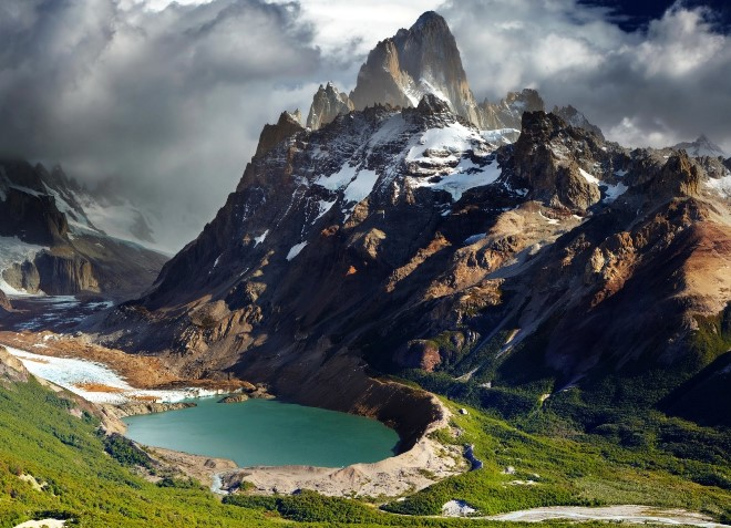 Torres del Paine Circuit, Şili