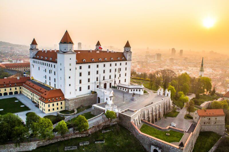 Gezilecek Yerler: Bratislava