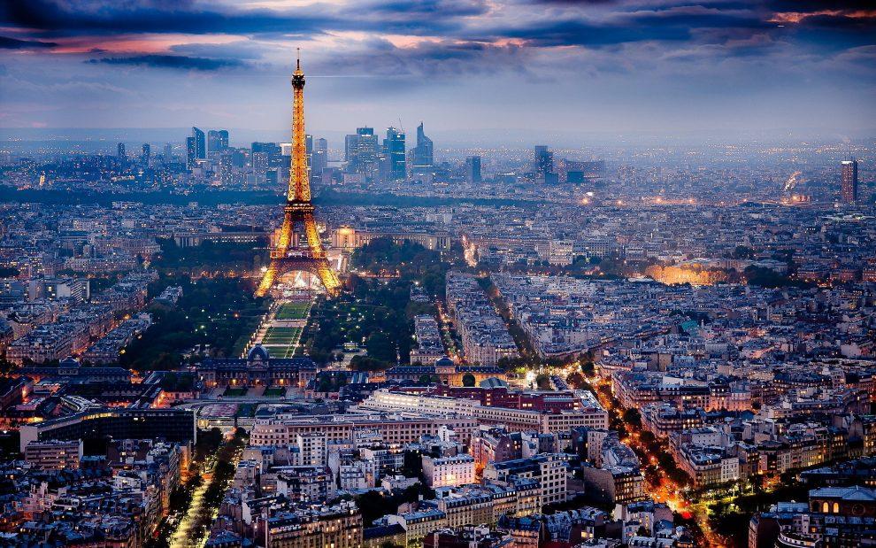 Paris Hayranları İçin, Paris'te Geçen Filmler