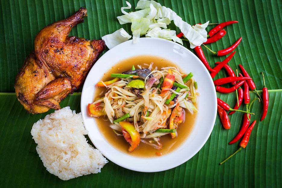 Pattaya'da ne yenir, ne içilir?