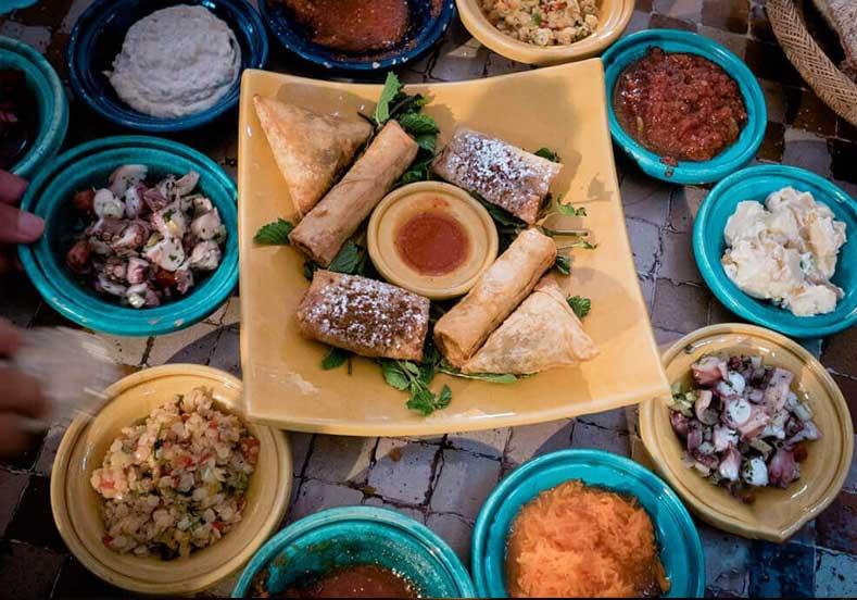 Kazablanka'da ne yenir, ne içilir?