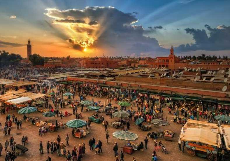 Marakeş Gezi Rehberi