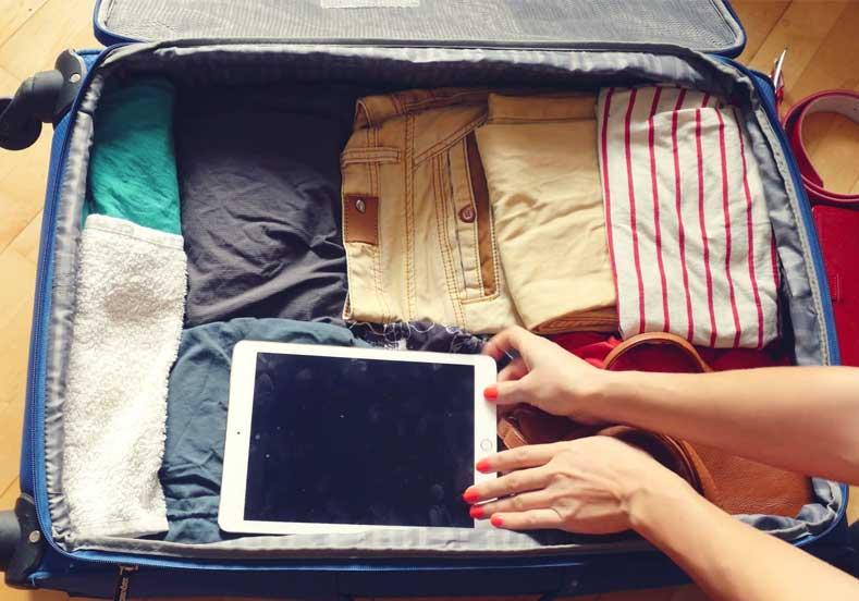 Bavul Hazırlamak İçin 8 İpucu