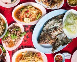 Bangkok'ta ne yenir ne içilir?