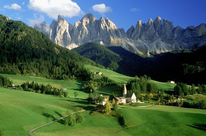 Dolomit Dağları, İtalya