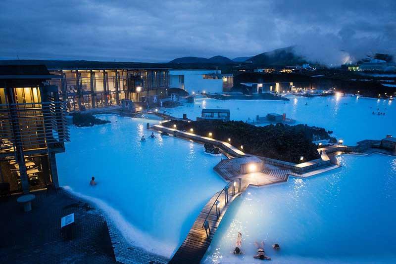 Hot Spring, İzlanda