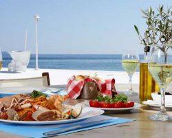 Mykonos'ta ne yenir ve ne içilir?