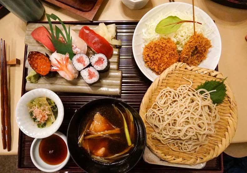 Tokyo'da ne yenilir, ne içilir?