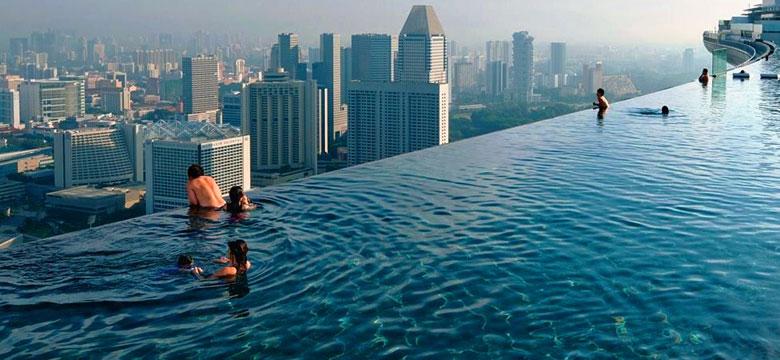 Sonsuzluk Havuzu Olan Oteller ile Hayallere Dalın