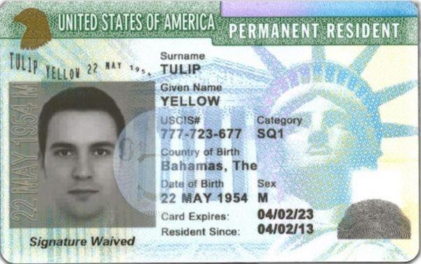 Green Card Nedir?
