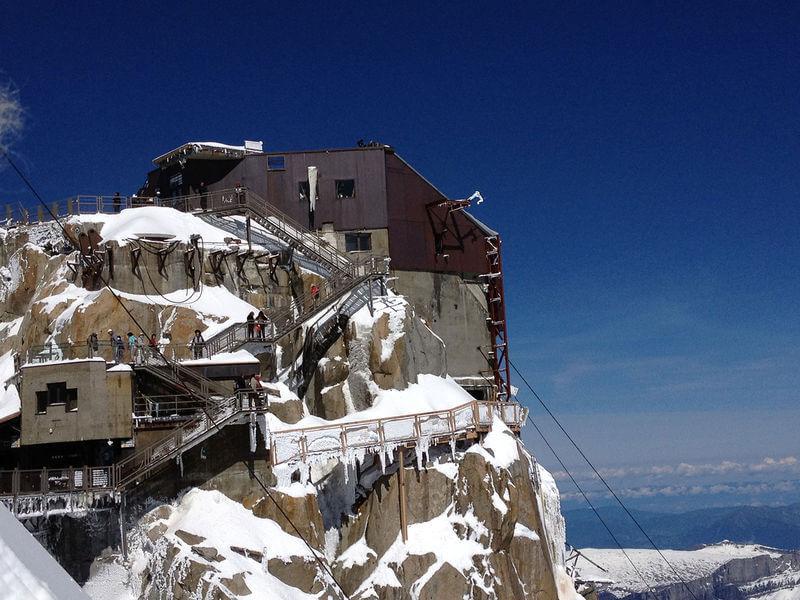 Chamonix Mont Blanc Kayak Merkezi - Fransa