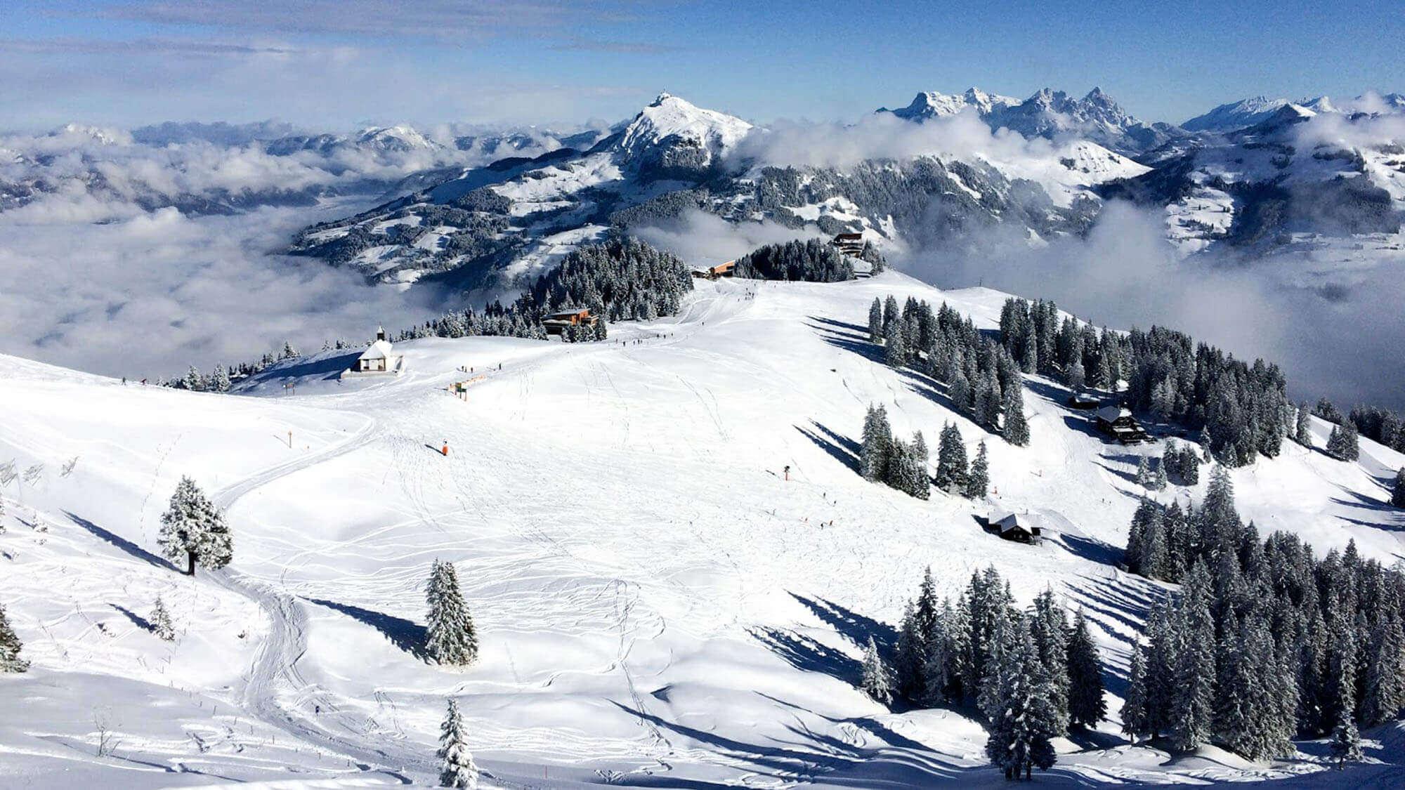 Kitzbühel Kayak Merkezi - Avusturya