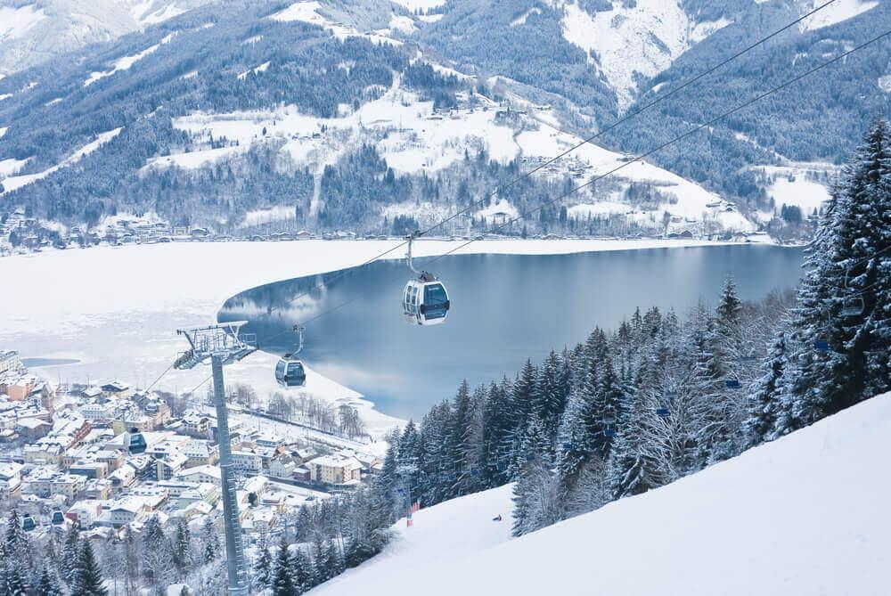 Zell Am See Kayak Merkezi - Avusturya