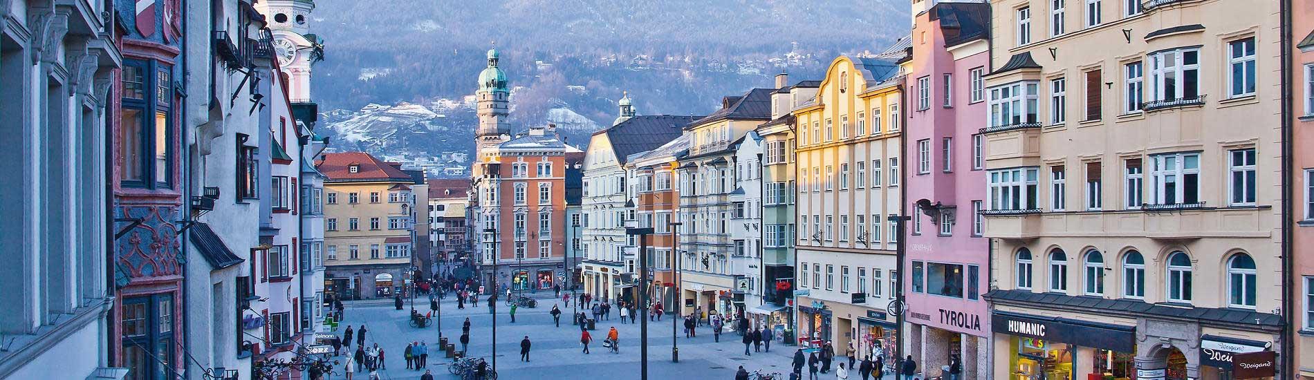 Innsbruck Gezi Rehberi