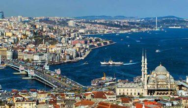 İstanbul'u Gezmek İçin 8 Tur