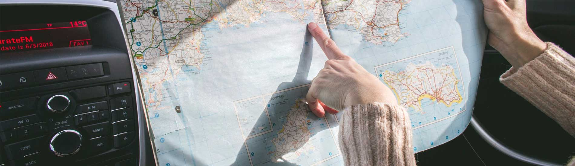 Özel Araçla Yurt dışına Nasıl Çıkılır?