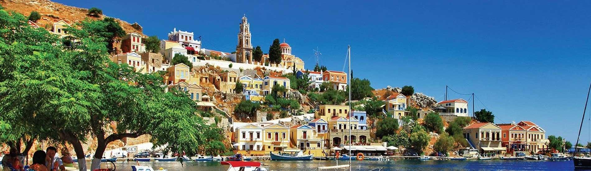 Yunanistan'ın Gizli ve Muhteşem Adaları